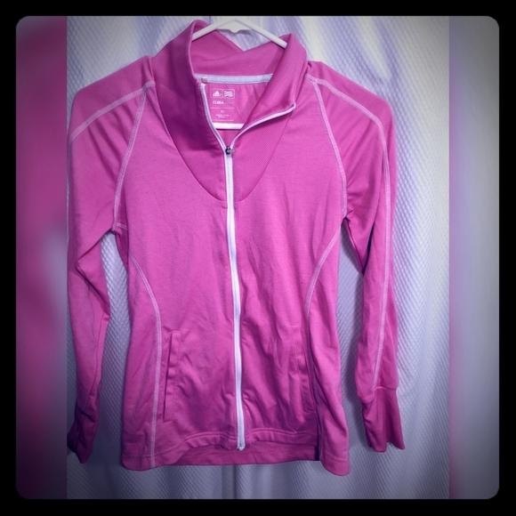 adidas Jackets & Blazers - Adidas Climalite Full Zip Golf Jacket XS/XP